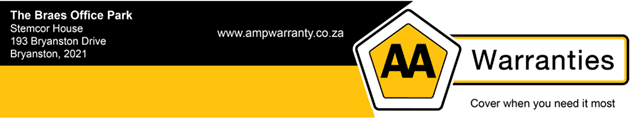 Car repair warranty Pretoria
