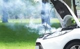 Car-With-Hood-Up-Smoking-Engne