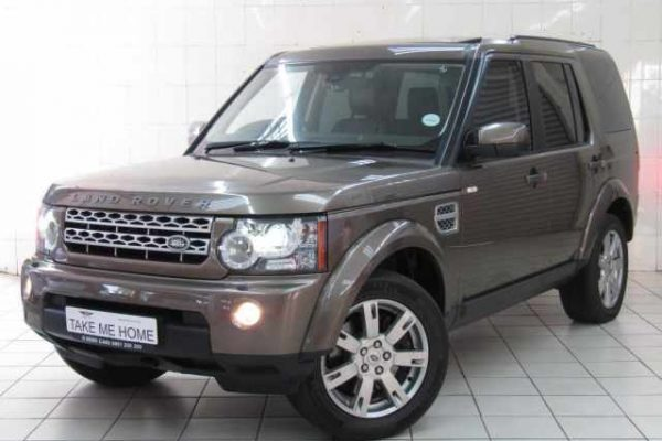 Discovery 4 3.0 TD